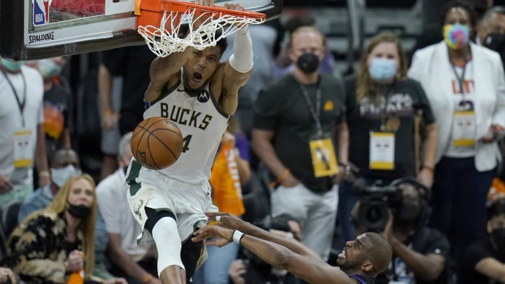 Victory in the ultimate thriller!  Milwaukee Bucks have a hand in the NBA title - American sports