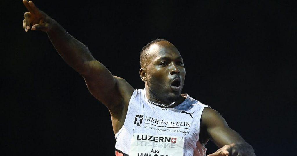 Alex Wilson sensationally runs the European record in Atlanta