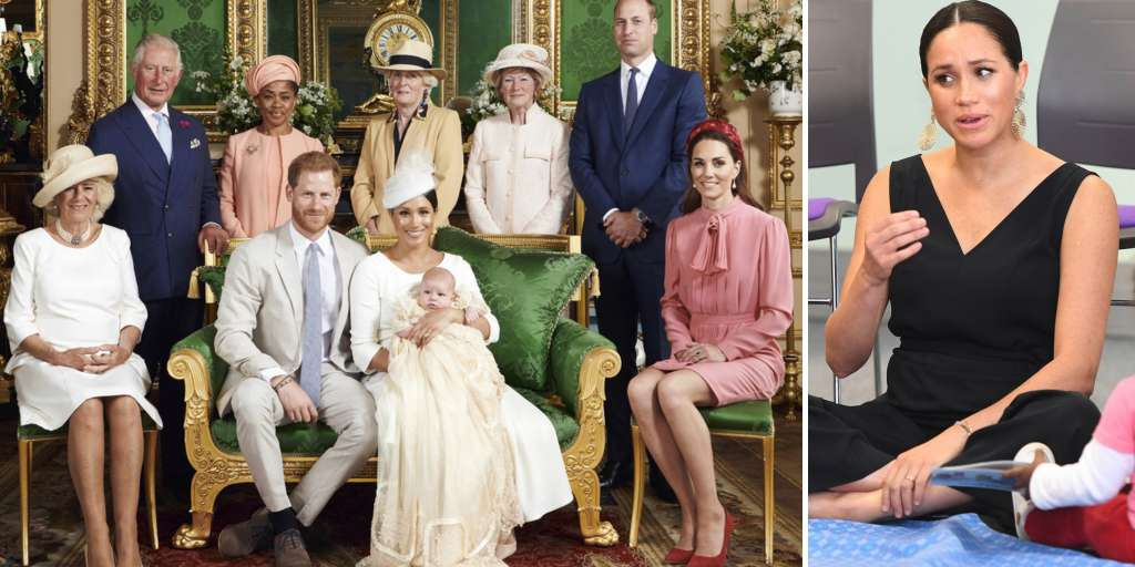 Do royals ignore their daughter Lillipet?