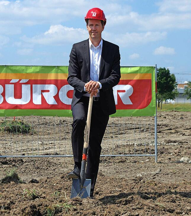 Bürger creates more space for Maultaschen in Crailsheim
