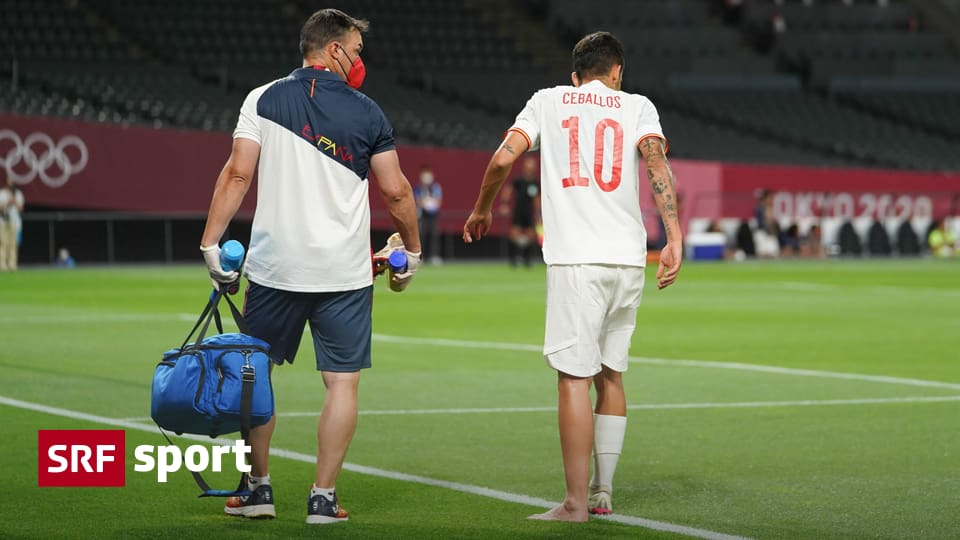 Failed Olympic start - disappointment for Spain and France players - sports