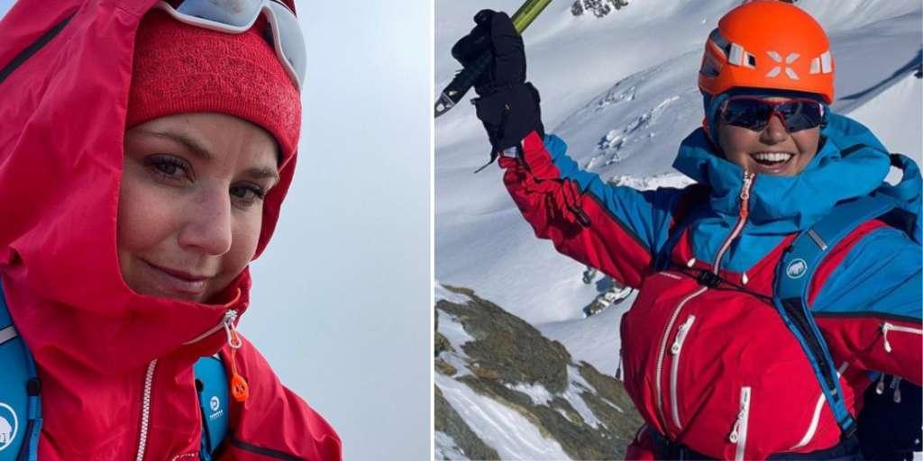 Beatrice Egli can't climb the Matterhorn yet