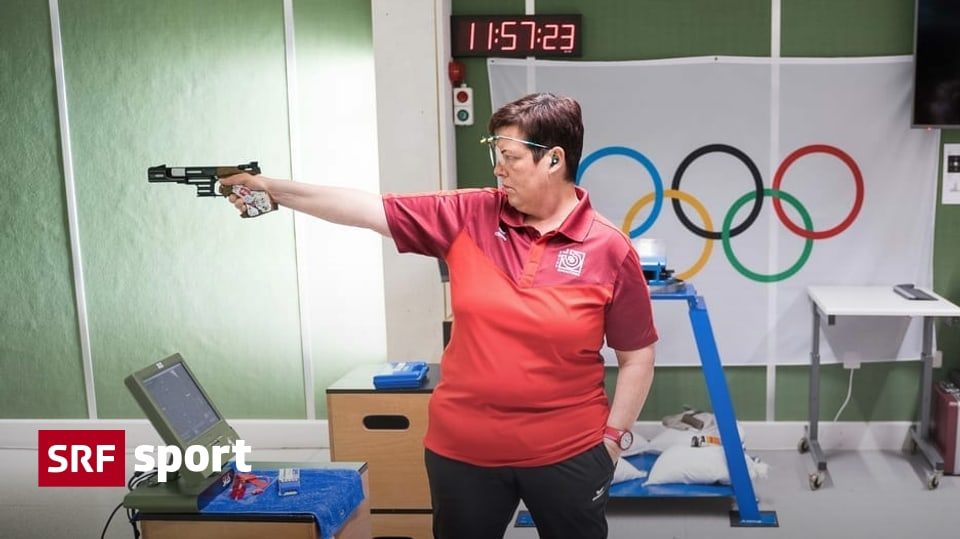 Diethelm Gerber Without Chance - Shooting: Ecstasy gives way to disappointment - Sports