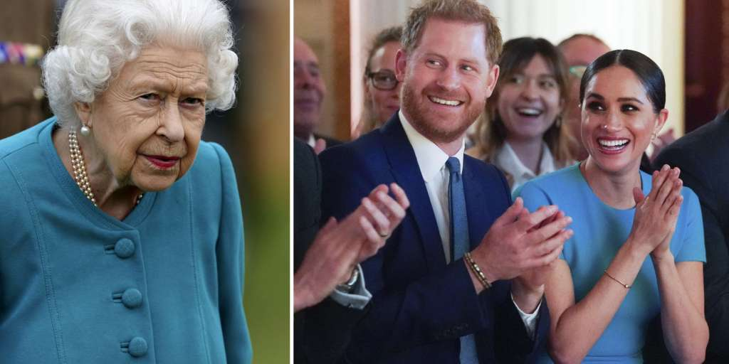 Prince Harry doesn't care about the Queen's feelings