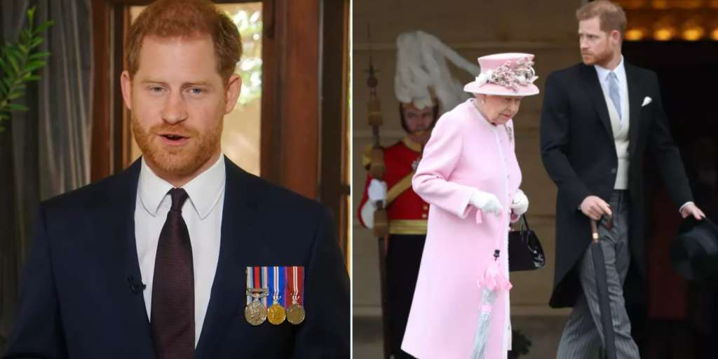 Prince Harry doesn't care about his family's feelings