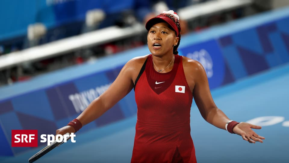 News of the Tokyo Olympics - bitter disappointment for local champion Osaka - sport