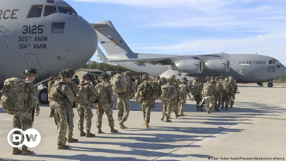 America wants to end hostilities in Iraq    Currently America    DW