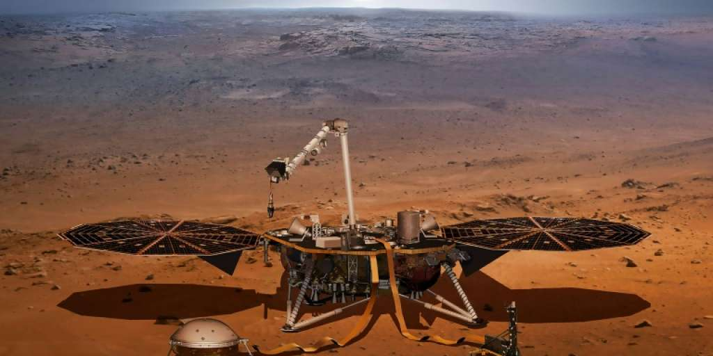 ETH measures the pulse of the red planet