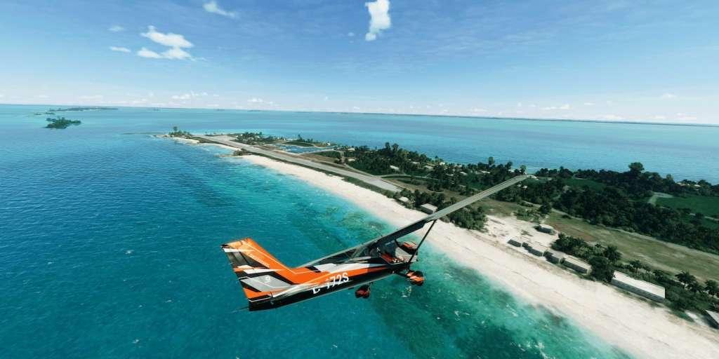 Microsoft Flight Simulator now works on Xbox too