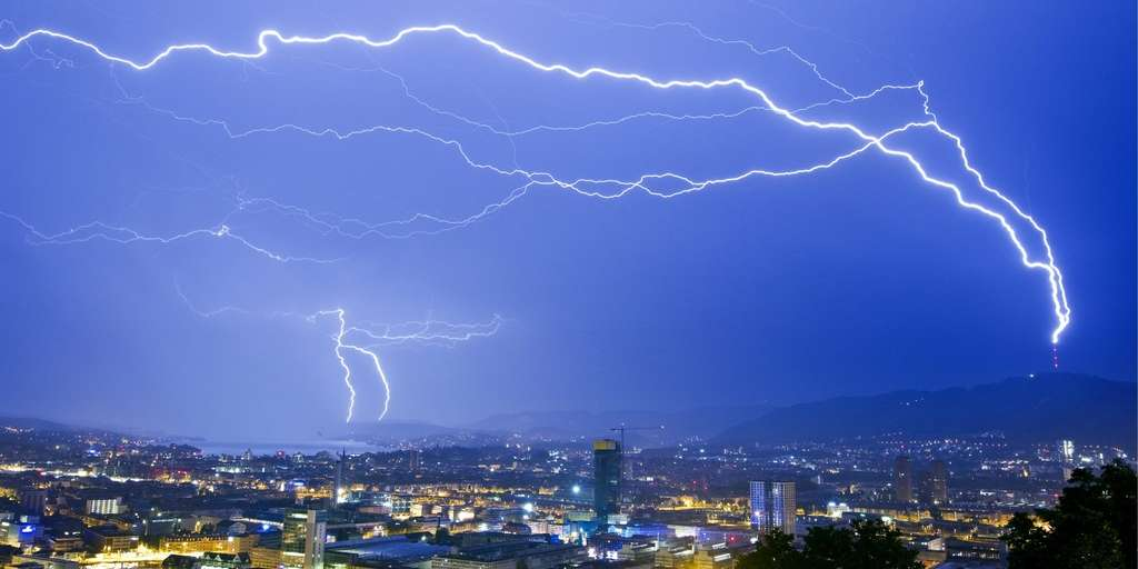 Heavy thunderstorms will come again on Friday
