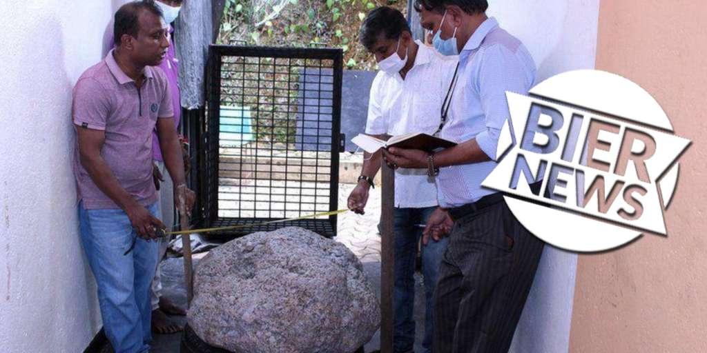 Sri Lankan man finds 100 million gemstones in his garden