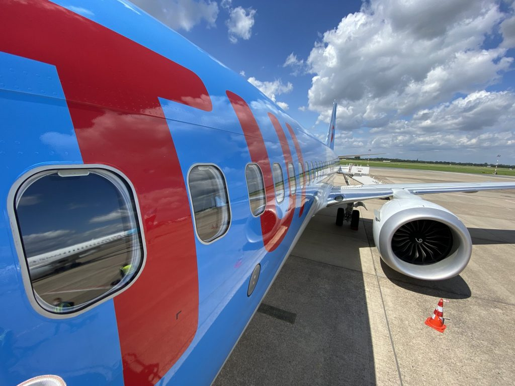 Tuifly's first flight: What it's like to fly a Boeing 737 Max