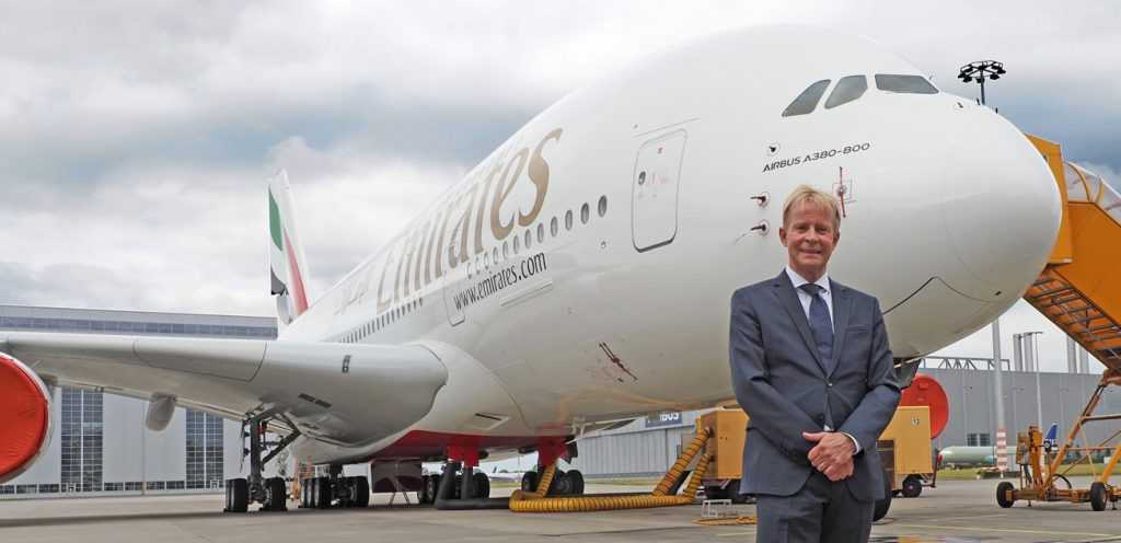 Airspace: In the podcast: Why the Airbus A380 is so important to Emirates