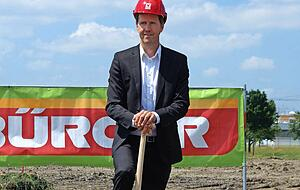 Bürger creates more space for Maultaschen