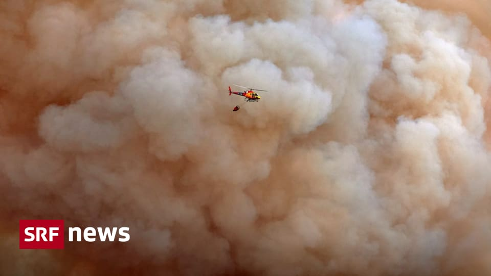 Due to wildfires in France - hundreds of thousands of people in southwest Europe were without electricity - News