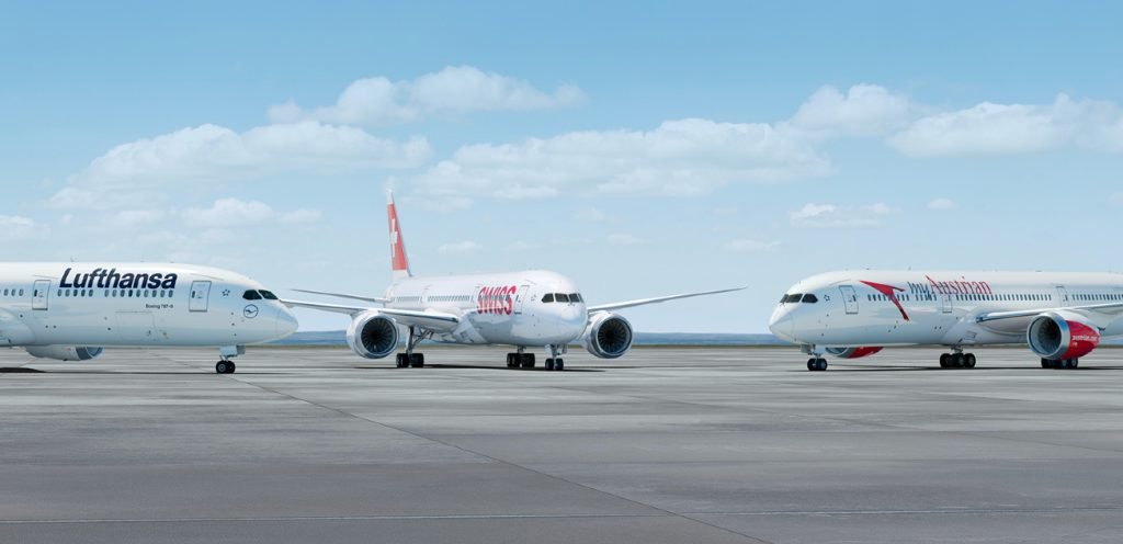 Four Austrian Dreamliners?: Guessing About Lufthansa's Boeing 787