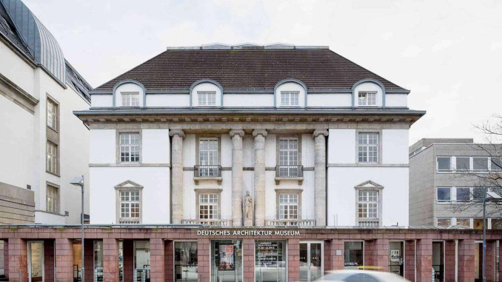German Architecture Museum moves to Danziger Platz