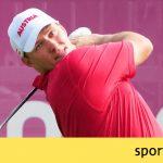 Golf: Straka tops the field after round one – Tokyo 2020