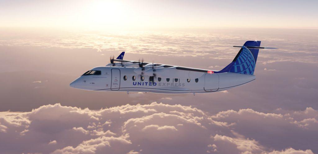 Hart Aerospace: United want to buy 100 Swedish electric planes