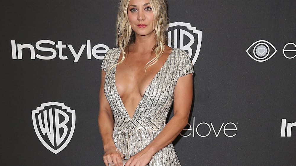 Kaley Cuoco sees herself as a feminist
