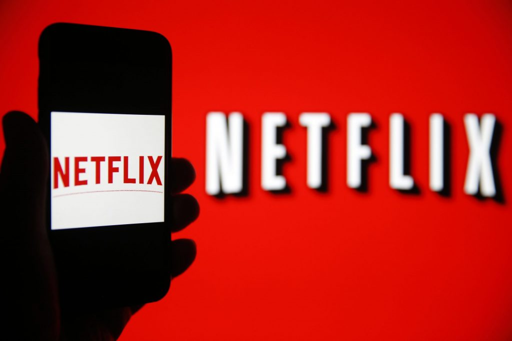 Netflix expands streaming offering with new games section