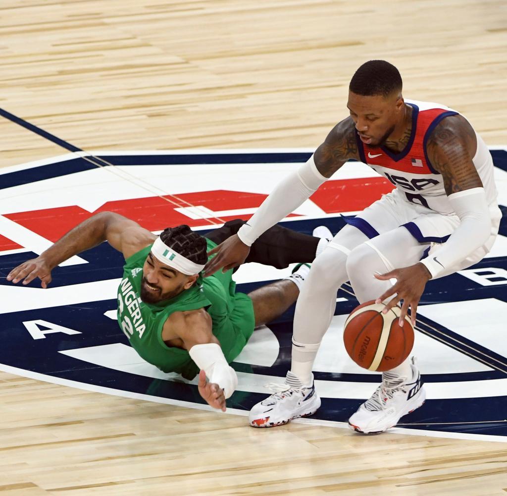 nigeria american basketball
