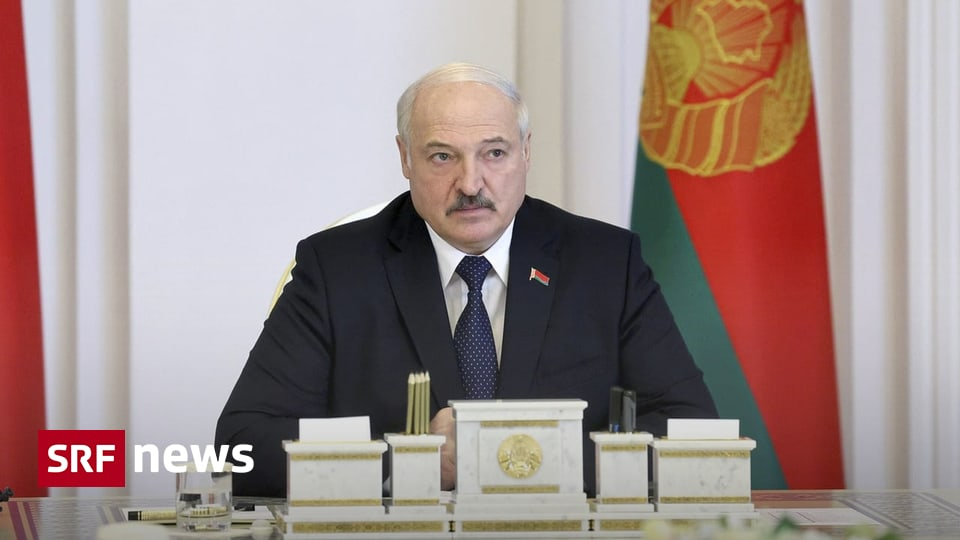 Press pressure on critics in Belarus - Lukashenko wipes out other NGOs - News