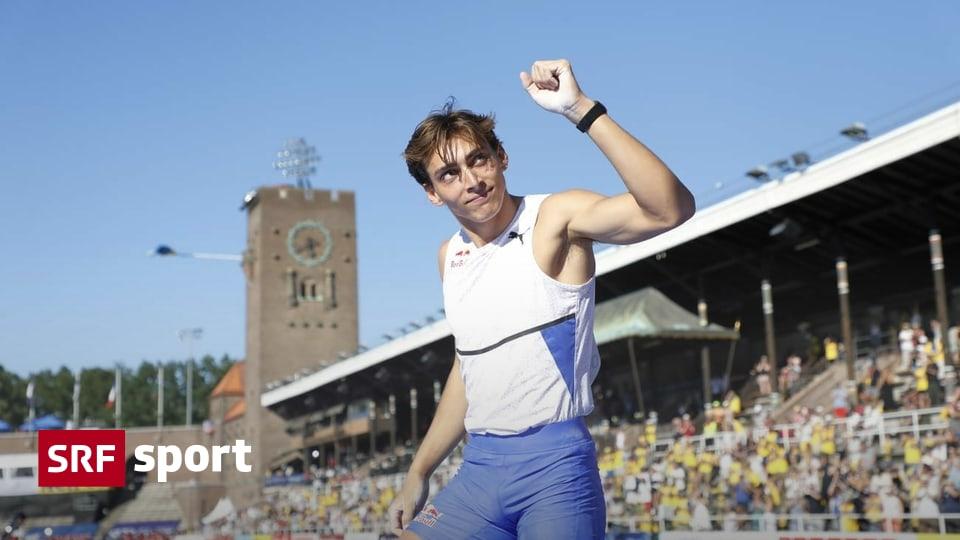 Stockholm Diamond League - Duplantis delight fans at home - not Swiss exploit - sport