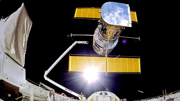 NASA: The last major action is to save the Hubble Space Telescope