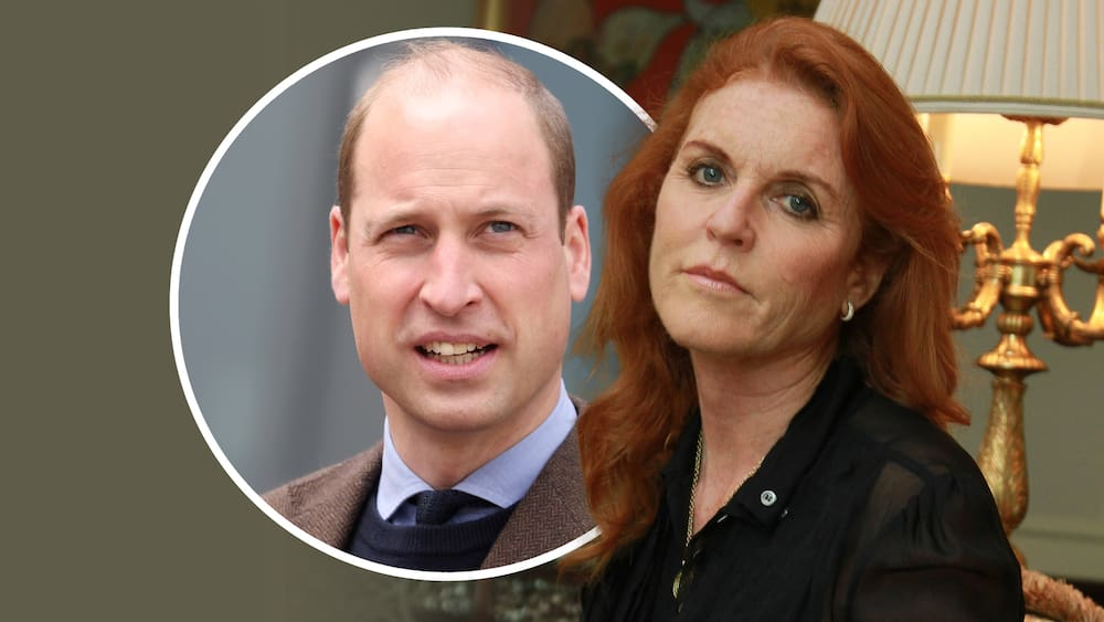 """This is how much Prince William hurt Sarah """"Fergie"""" Ferguson"""