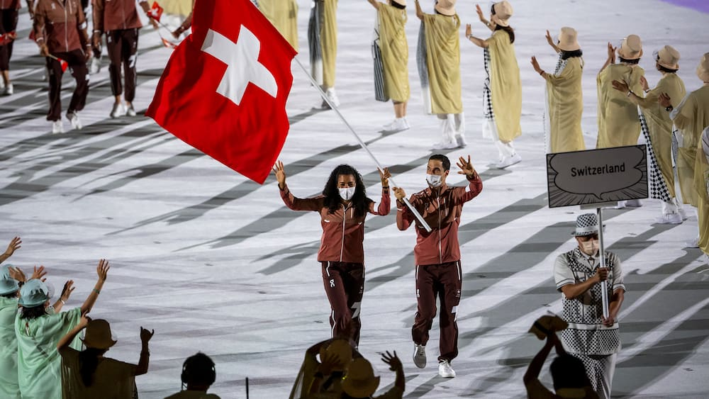 Tokyo 2020: This is how the Olympics opening ceremony went الألعاب