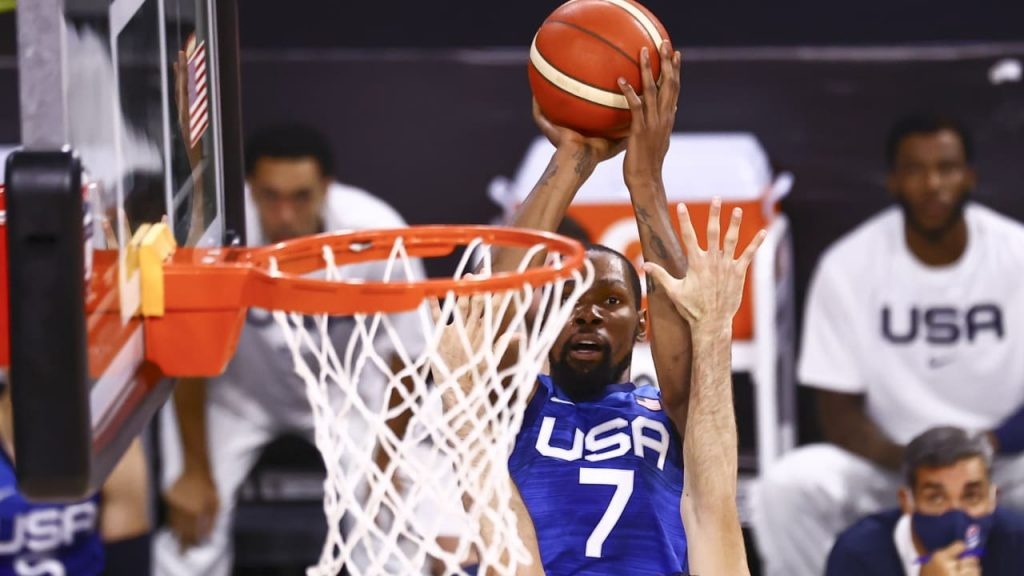 USA-Insider: That's why USA basketball players are so embarrassed right now!  - American sports