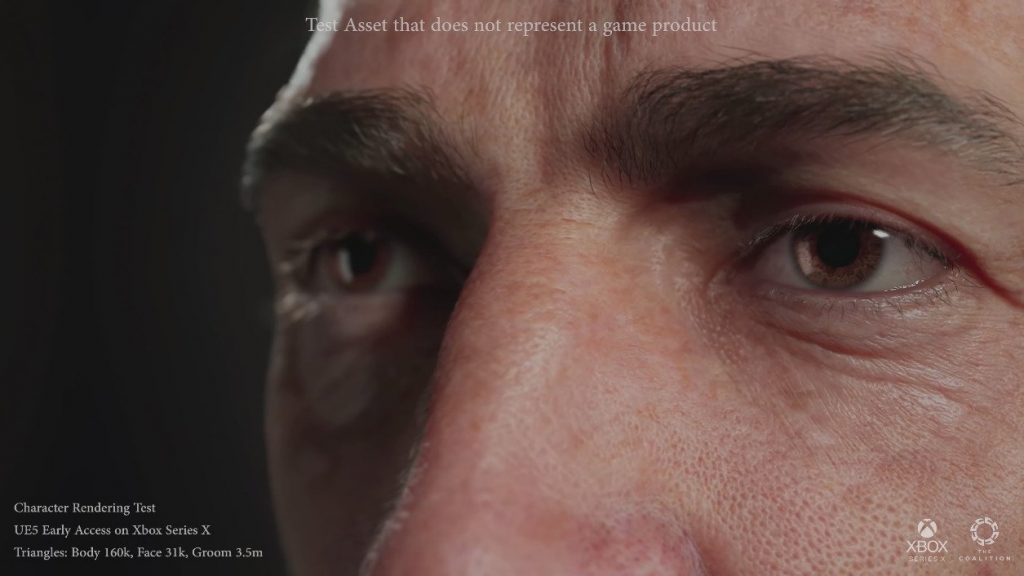 Unreal Engine 5 Demonstrated by the Alliance