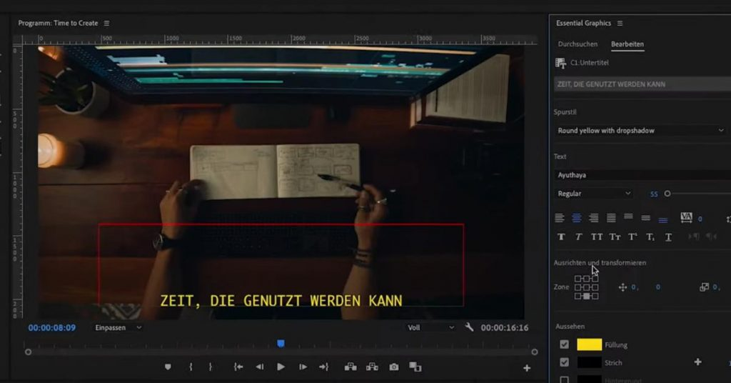 Video Editing Adobe Premiere Pro works natively on M1 Macs