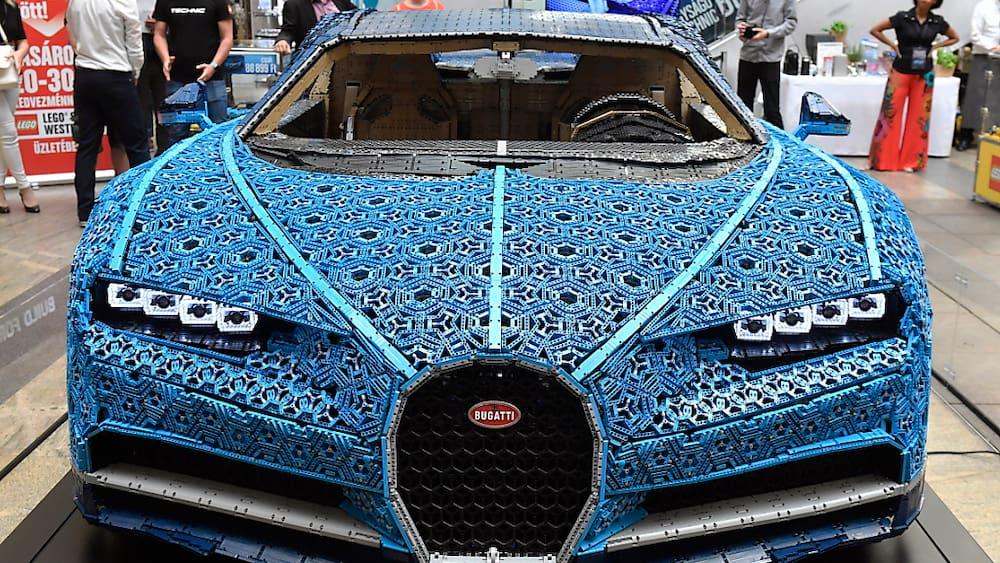 Volkswagen sells part of Bugatti