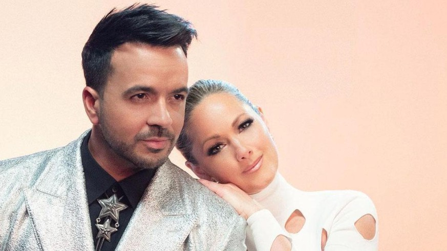 Will this be the new summer hit?  Helen Fisher announces the song with Luis Fonsi