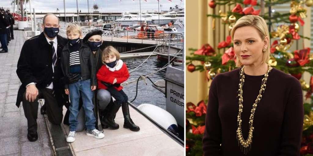 Charlene von Monaco won't go home until October