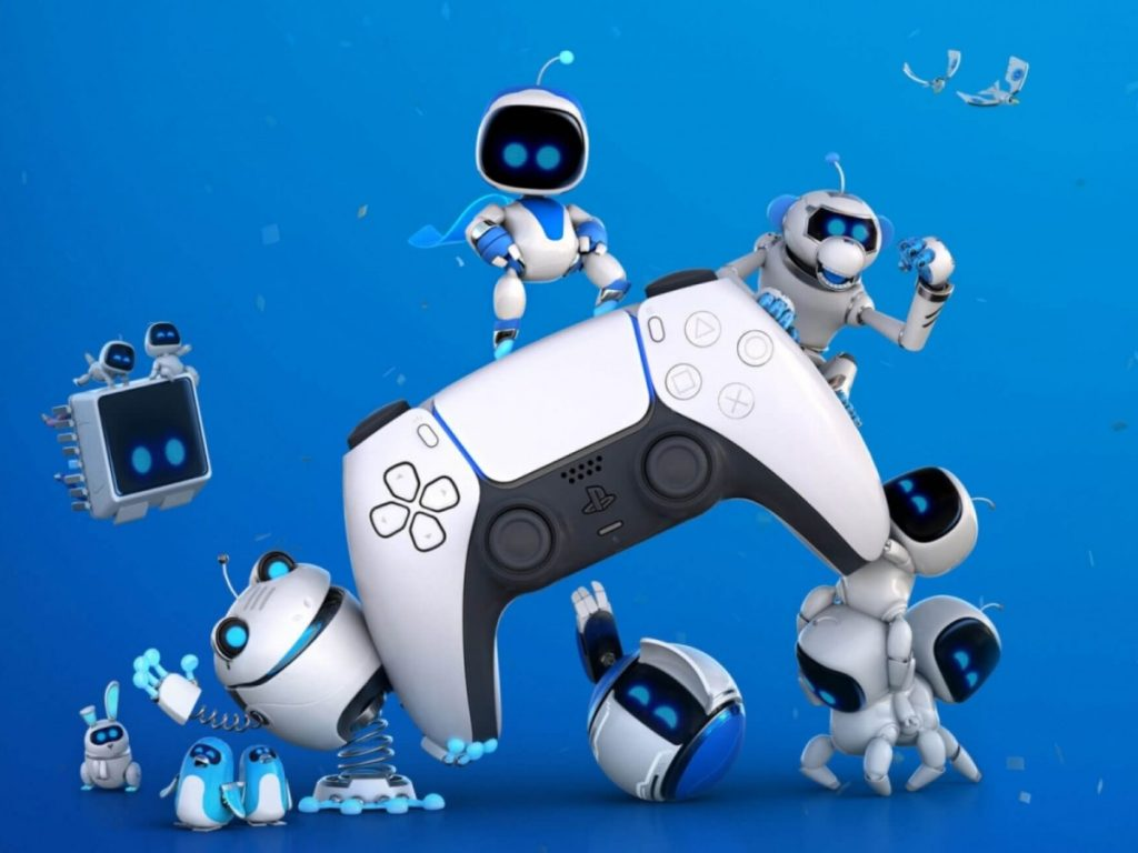 New Astro Bot?  The ASOBI team is planning something big for PlayStation 5