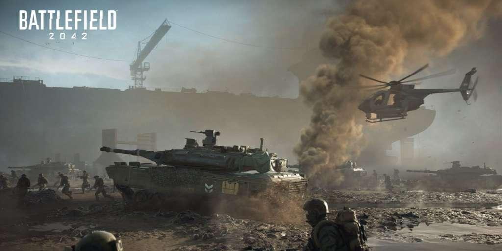 EA Play Live - Bringt Electronic Arts Battlefield 2042 als F2P?