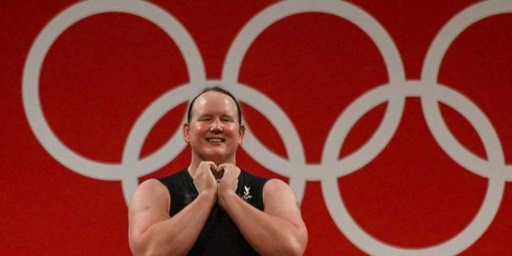 Olympia 2021: Transgender athlete Hubbard without a medal