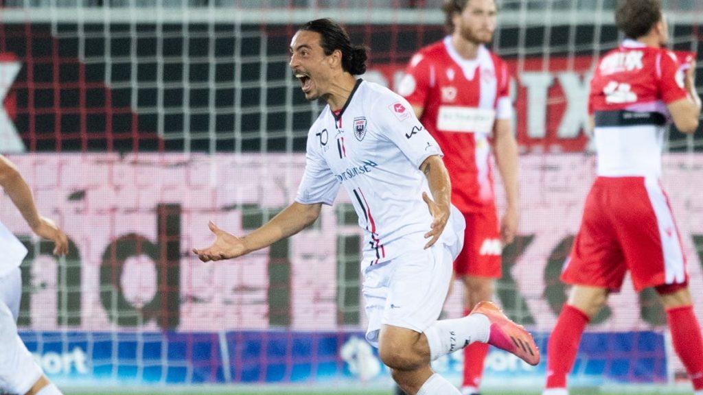 Challenge League: Aarau defeats FC Thun 2-1 thanks to Almeida