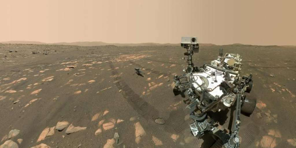 Bohr's problem on Mars: 'Stone didn't cooperate'