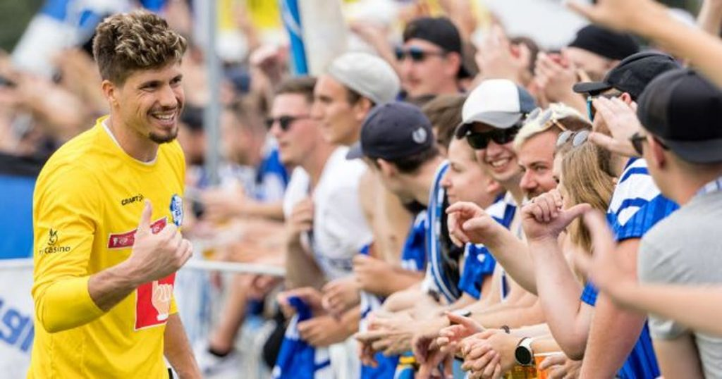 Lucerne stuns against Cham in round two - Basel, GC and Servette celebrate biggest wins