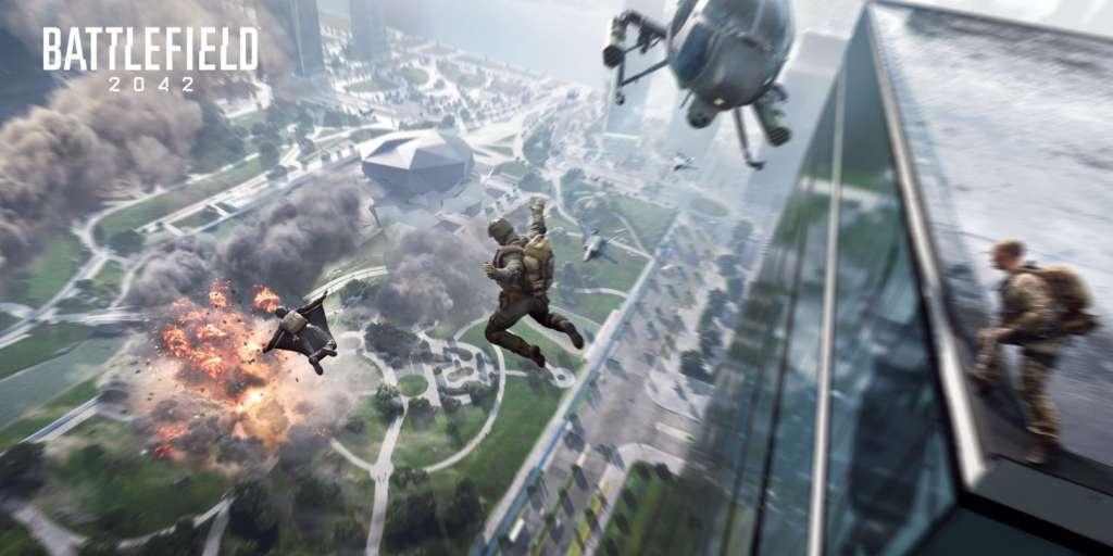«Exodus» - Battlefield 2042 erhält eigenen Kurzfilm