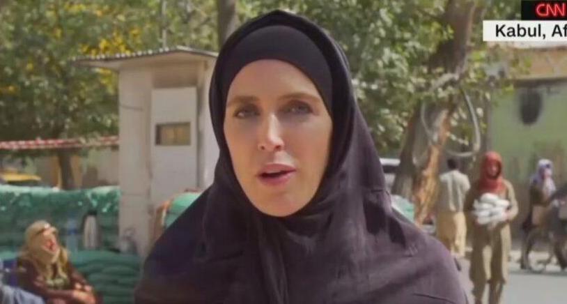 Clarissa Ward in Afghanistan - CNN correspondent challenges the Taliban