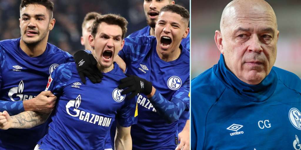 Ex-Schalke will play with Swiss coaches
