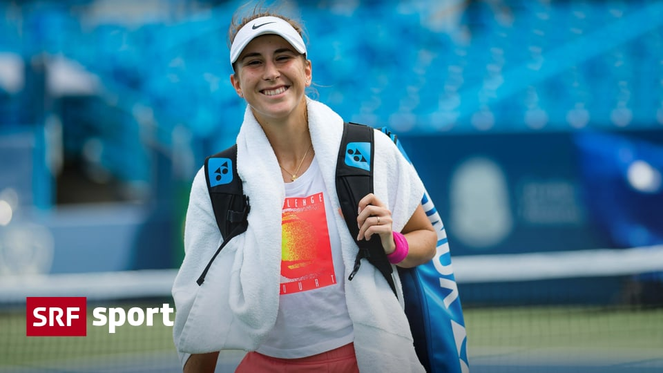 """In the USA vs Vondrosova - Bencic: """"I just got out of my head"""" - sport"""