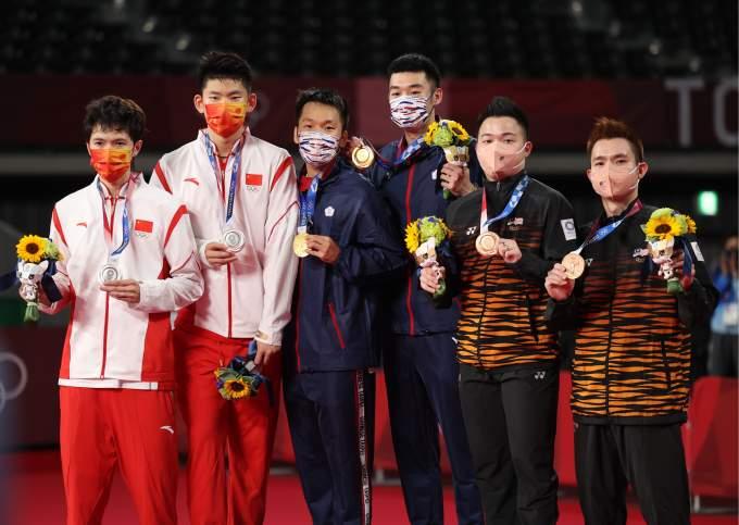 Olympia 2021 China Taiwan
