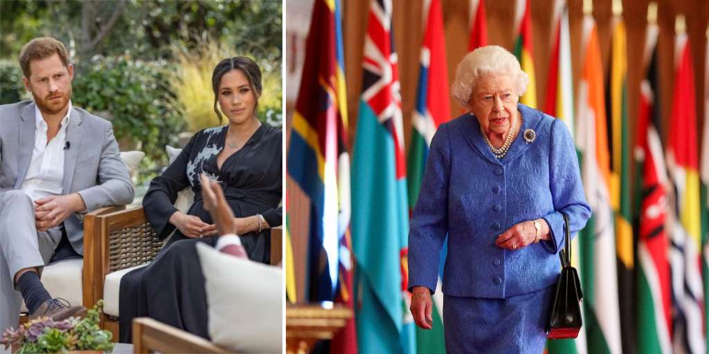 Prince Harry and Meghan Markle blaspheme the Queen again