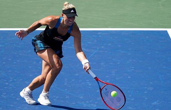 Kerber in Cincinnati in the semi-finals - Kvitova surrenders